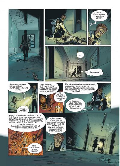 Page 4 les démons d'alexia tome 4 - le syndrome de salem