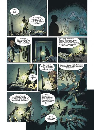 Page 5 les démons d'alexia tome 4 - le syndrome de salem