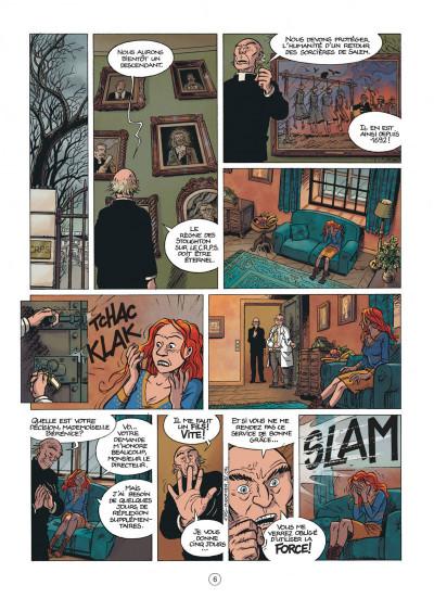Page 6 les démons d'alexia tome 4 - le syndrome de salem