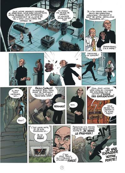 Page 7 les démons d'alexia tome 4 - le syndrome de salem