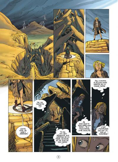 Page 8 les démons d'alexia tome 4 - le syndrome de salem