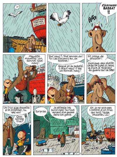 Page 2 oscar tome 6 - deux pour le prix d'un
