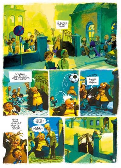 Page 1 le monde selon françois tome 1 - le secret des écrivains