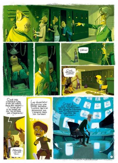 Page 2 le monde selon françois tome 1 - le secret des écrivains