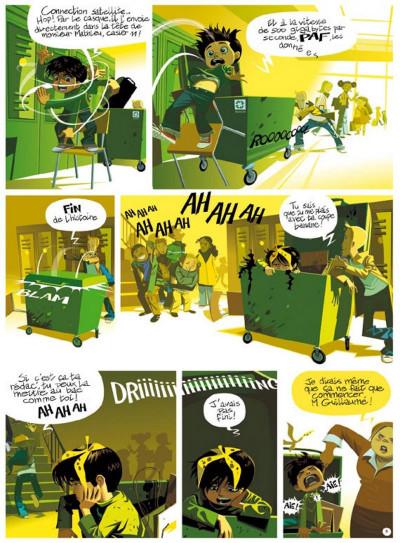 Page 3 le monde selon françois tome 1 - le secret des écrivains