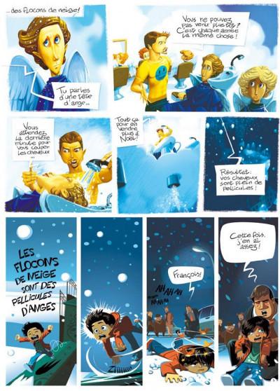 Page 5 le monde selon françois tome 1 - le secret des écrivains