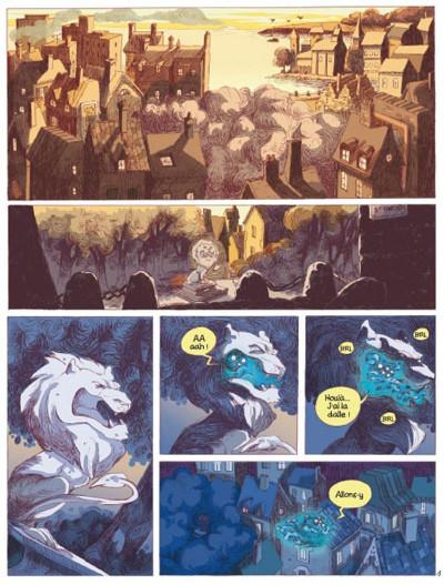 Page 1 agathe saugrenu tome 1 - je suis un monstre