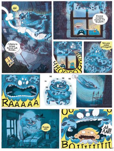 Page 2 agathe saugrenu tome 1 - je suis un monstre