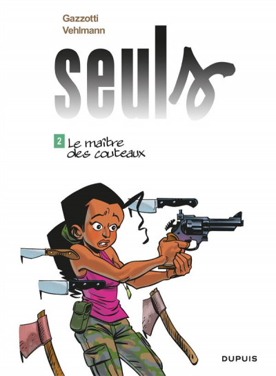 Couverture Seuls tome 2