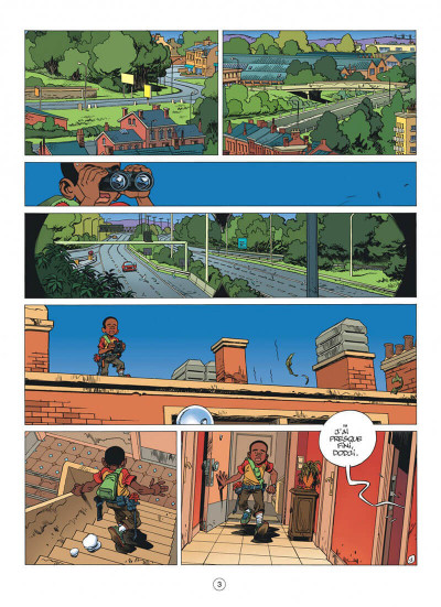 Page 3 Seuls tome 2