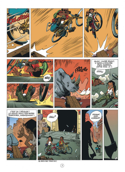 Page 7 Seuls tome 2