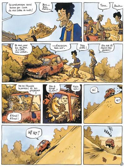 Page 2 geronimo tome 1