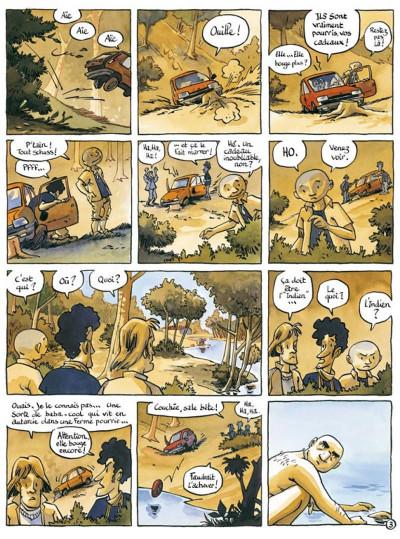 Page 3 geronimo tome 1