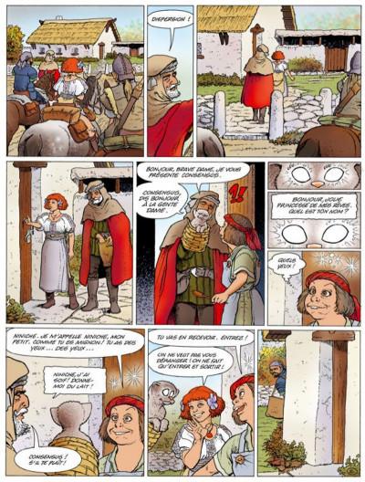 Page 2 aria tome 29 - la poupée aux yeux de lune