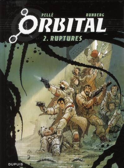 image de orbital tome 2 - ruptures