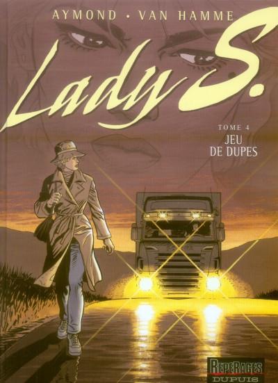 image de lady s. tome 4 - jeu de dupes