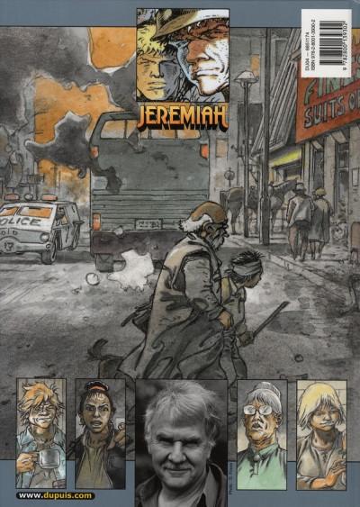 Dos jeremiah tome 27 - elsie et la rue