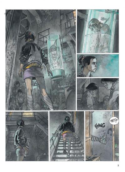 Page 3 jeremiah tome 27 - elsie et la rue
