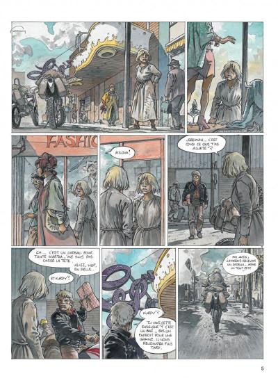 Page 5 jeremiah tome 27 - elsie et la rue