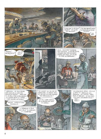 Page 6 jeremiah tome 27 - elsie et la rue