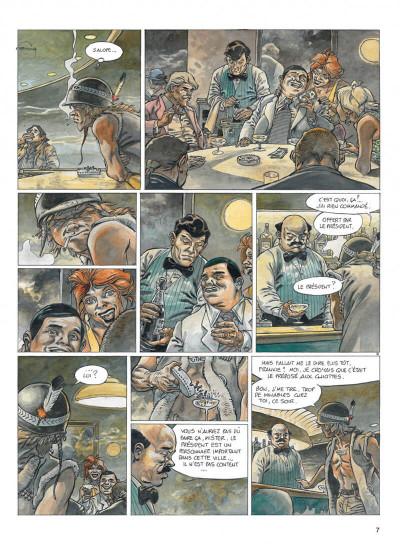 Page 7 jeremiah tome 27 - elsie et la rue