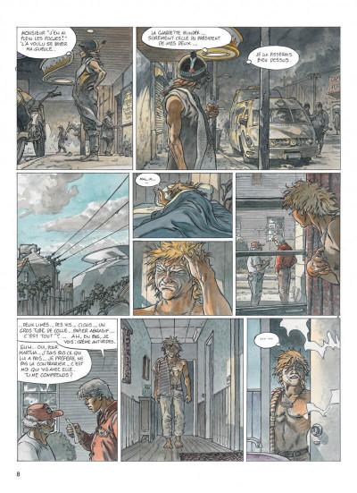 Page 8 jeremiah tome 27 - elsie et la rue