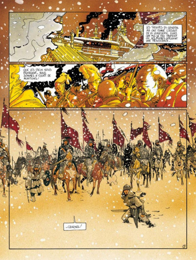 Page 1 péma ling tome 3 - yamantaka, seigneur de la mort