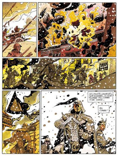 Page 2 péma ling tome 3 - yamantaka, seigneur de la mort