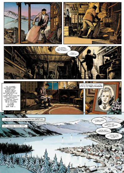Page 2 la fille du yukon tome 3 - eldoradores