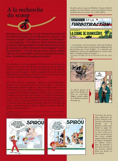 Page 1 spirou et fantasio - intégrale tome 3 - voyages autour du monde