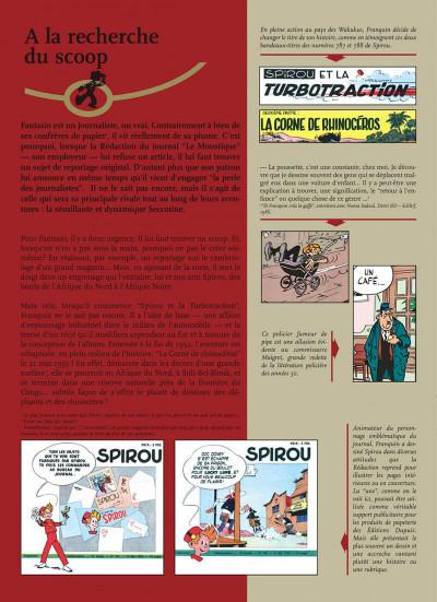 Page 4 spirou et fantasio - intégrale tome 3 - voyages autour du monde