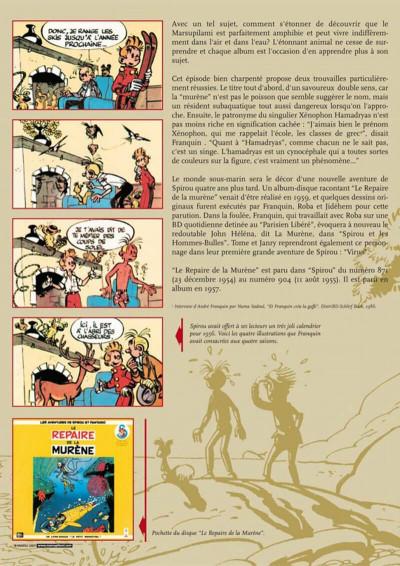 Page 1 spirou et fantasio - intégrale tome 4 - aventures modernes (1954-1956)