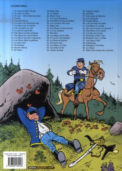 Dos les tuniques bleues tome 51 - stark sous toutes les coutures