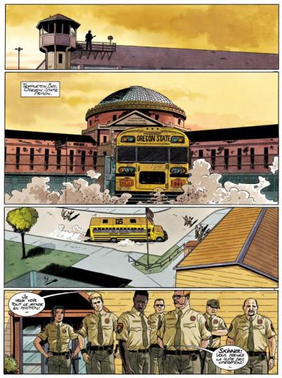 Page 1 haute sécurité - cycle 1 - les gardiens du temple tome 1 (promo)