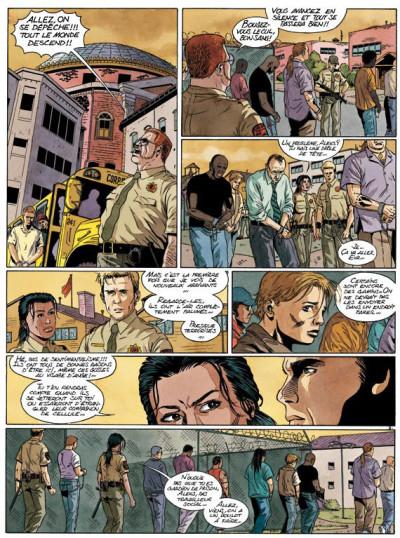 Page 2 haute sécurité - cycle 1 - les gardiens du temple tome 1 (promo)