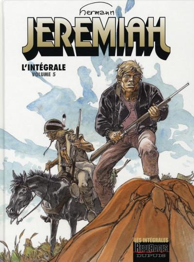 image de jeremiah - intégrale tome 5 - tome 17 à tome 20