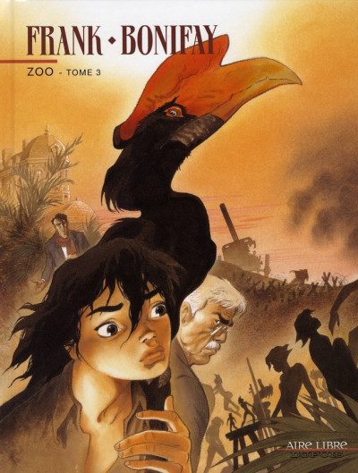 Couverture zoo tome 3