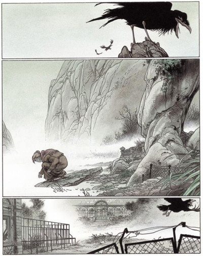 Page 1 zoo tome 3