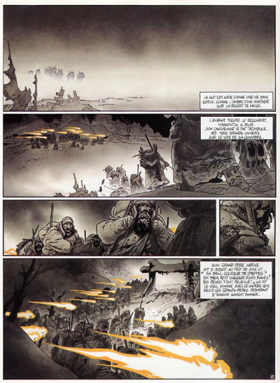 Page 1 zoo tome 1