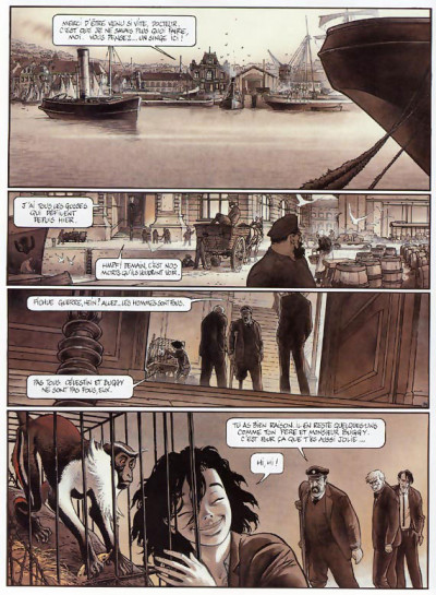 Page 1 zoo tome 2