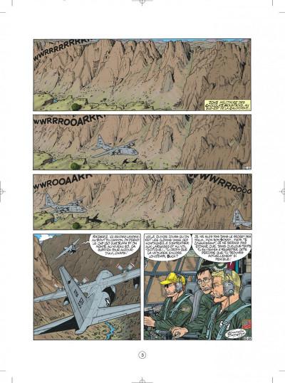 Page 3 buck danny tome 52 - porté disparu