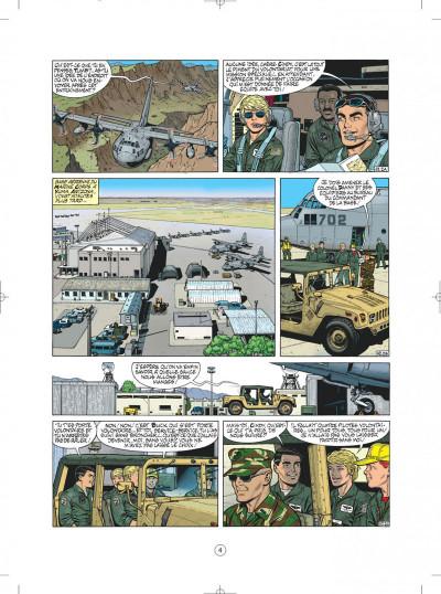 Page 4 buck danny tome 52 - porté disparu