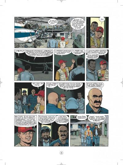 Page 8 buck danny tome 52 - porté disparu