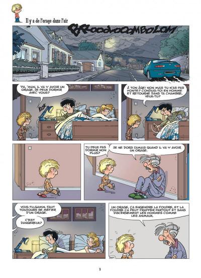 Page 3 cédric tome 22 - elle est moche !