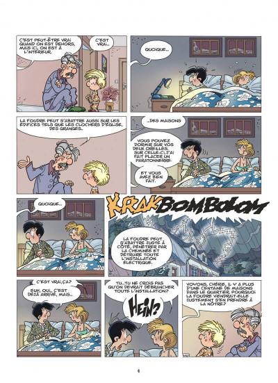 Page 4 cédric tome 22 - elle est moche !