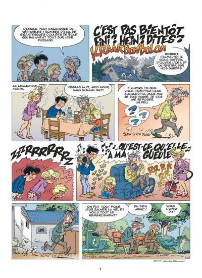 Page 7 cédric tome 22 - elle est moche !