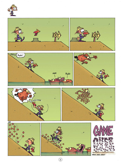 Page 3 game over tome 3 - gouzi gouzi gouzi