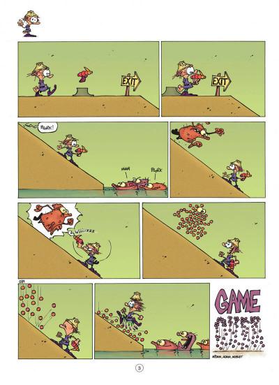 Page 3 game over tome 3 - gouzi gouzi gouzi