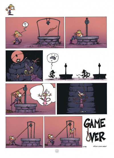 Page 4 game over tome 3 - gouzi gouzi gouzi