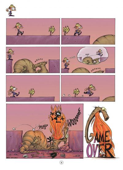 Page 8 game over tome 3 - gouzi gouzi gouzi